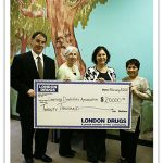 London Drugs Donates $20,000 to BC Learning Disabilities Association