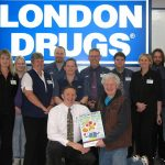 London Drugs store recognized