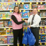 London Drugs Donates to School Supplies Project