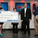 London Drugs Presents Donation to B.C. Children's Hospital Foundation