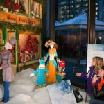 The Woodward's Windows part of Christmas at Canada Place Contest!