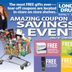 Free gifts and coupons!
