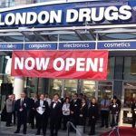 London Drugs celebrates it's 76th store in Canada