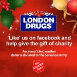 'Like' us on facebook and help give the gift of charity