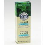 Tom's of Maine Anticavity Toothpaste with Flouride