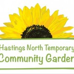 Hastings North Community Temporary Garden Opens August 10, 11-4pm