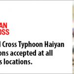 Canadian Red Cross Typhoon Haiyan relief donations accepted at all London Drugs locations