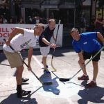 London Drugs to donate 59,000 pounds and counting to Five Hole For Food 2014 tour
