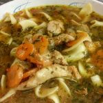 Chicken Noodle Soup – A Fall Favourite!