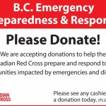 London Drugs accepting donations for Red Cross B.C. emergency preparedness & response