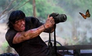 his is an uncredited photo I found on Facebook, but it perfectly captures the spirit of World Photo Day…stop at nothing to get the perfect photo.