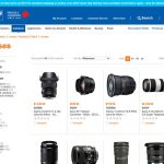 Enlargements and lens options