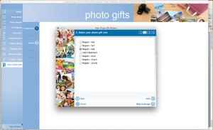 Creating photo magnets with the Photolab Home Edition software is as easy as, well, creating anything using the Photolab Home Edition software.