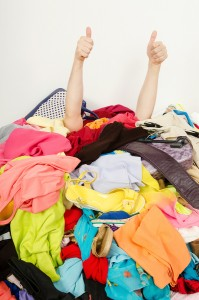 Declutter your home to alleviate stress