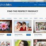 Make an awesome photo collage with the new Photolab website!