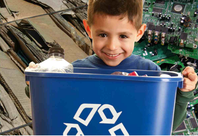 recycle at london drugs