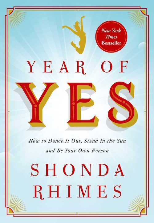 year of yes shonda rhimes
