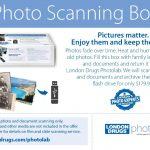 Preserve Old Photo Memories with the New Photo Scanning Box Available at All London Drugs Photolabs