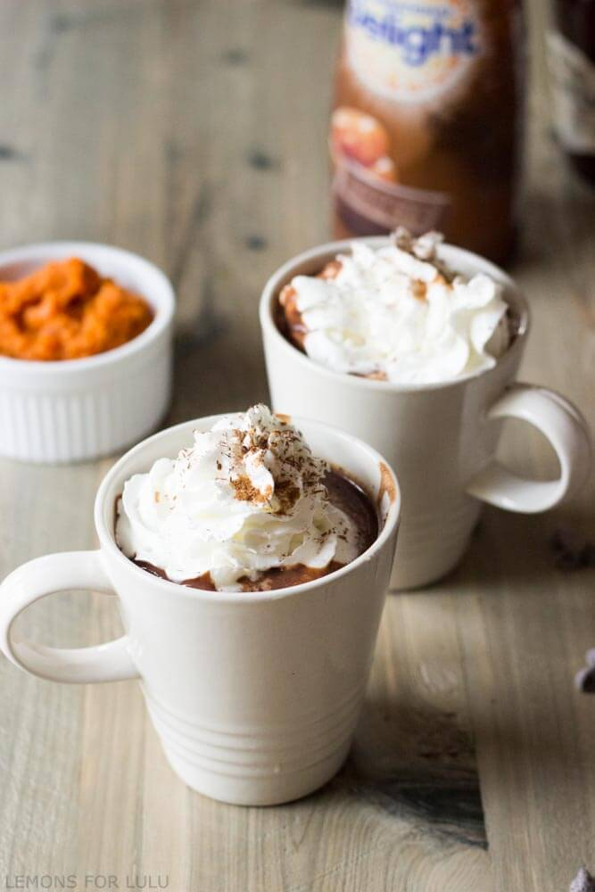 Pumpkin Spice Fall Chocolate Dessert - London Drugs Blog