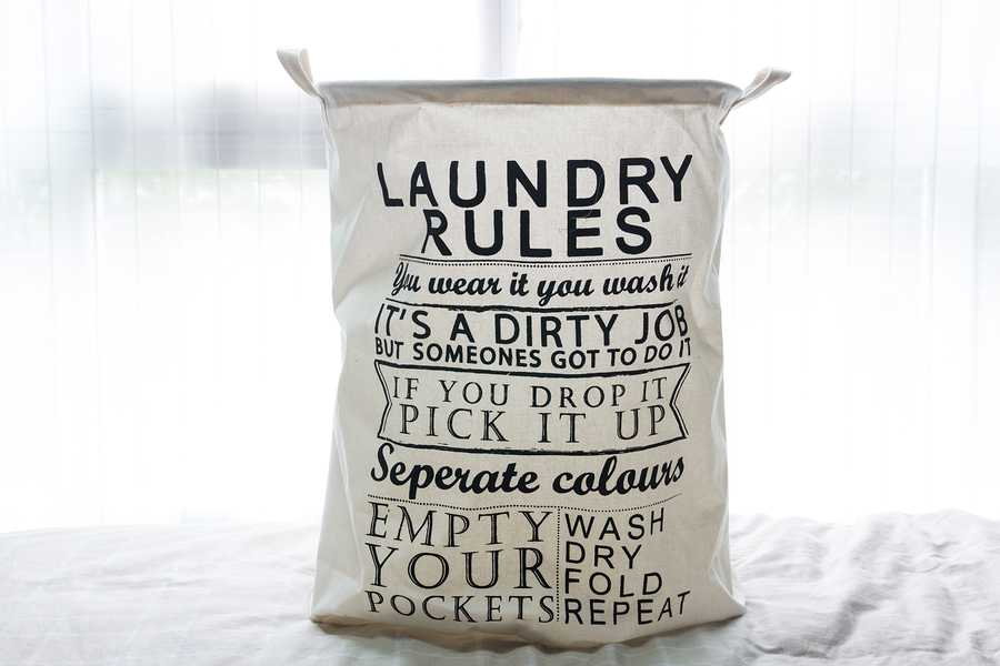 Laundry Basket - Next Level Laundry with London Drugs