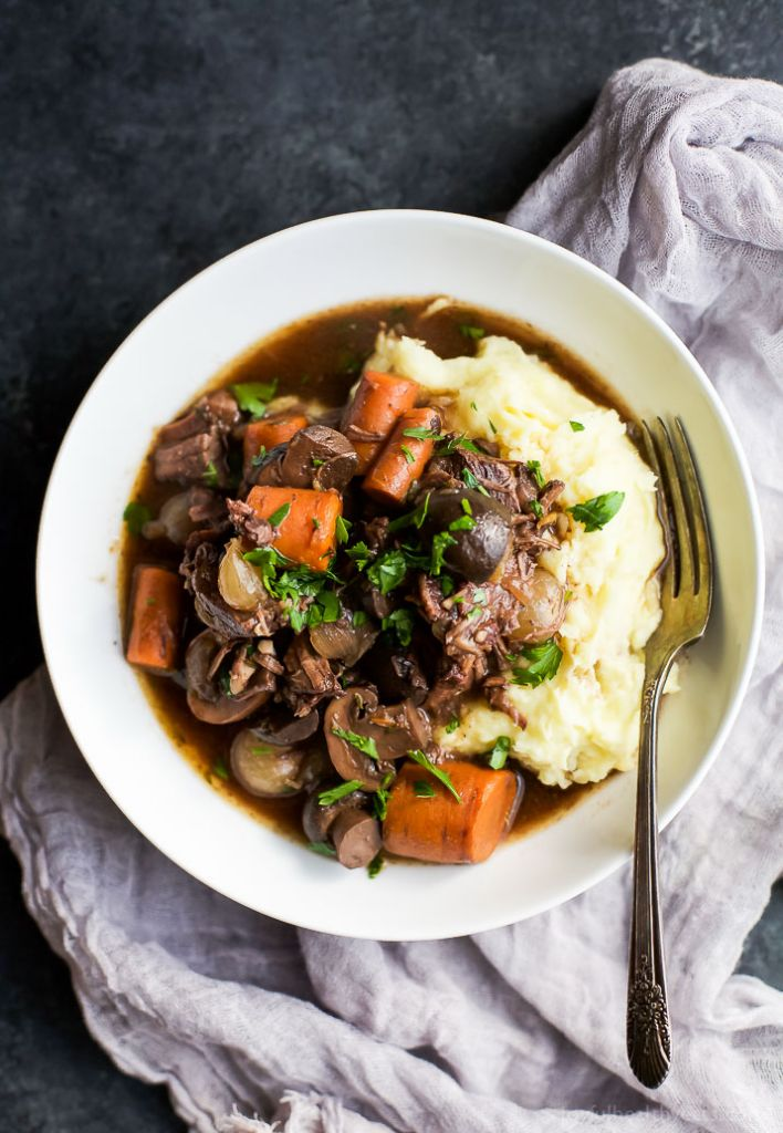 Slow Cooker Beef Bourguignon - London Drugs