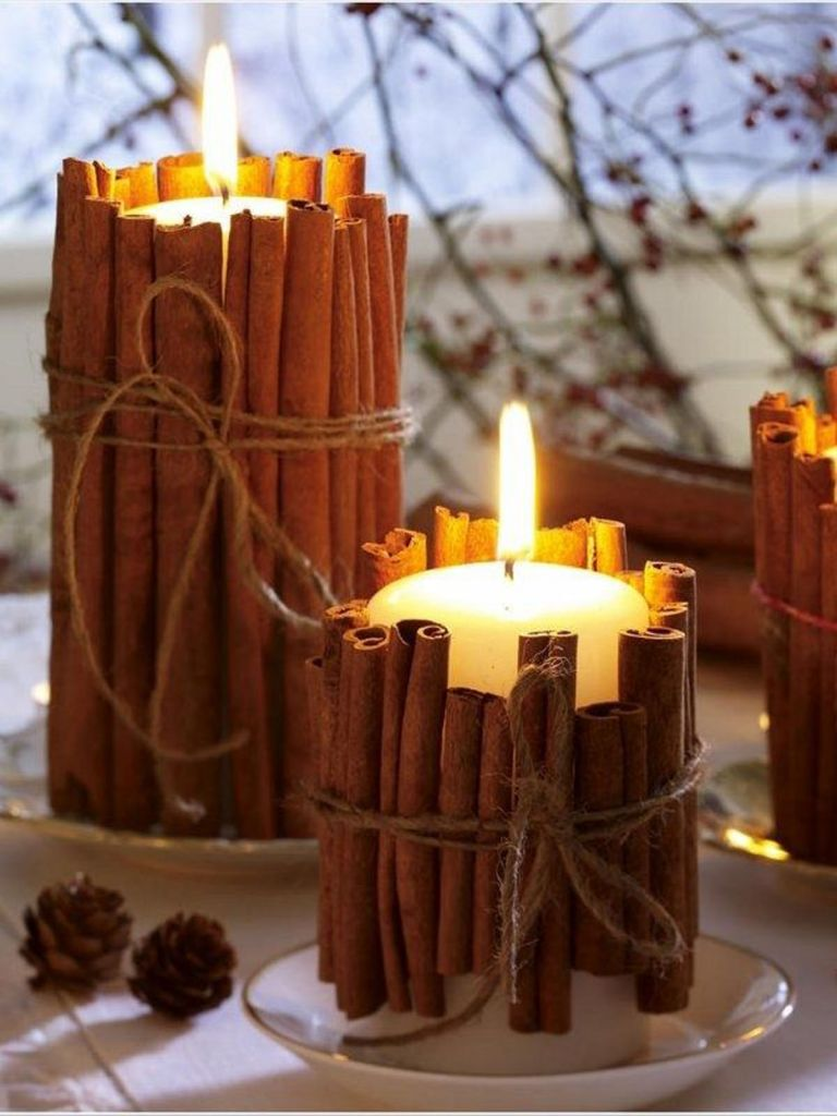 Cinnamon Stick Candles - London Drugs Blog