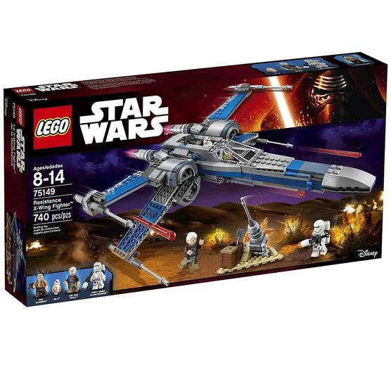 Gift Guide for Kids - Star Wars X-wing lego
