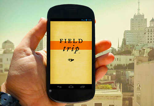 Field Trip: One of top 5 summer road-trip apps