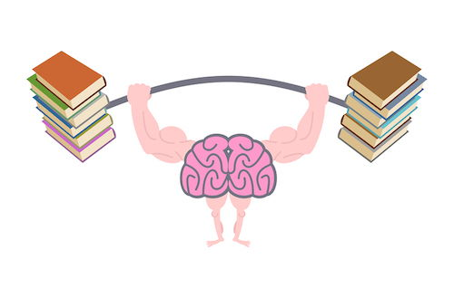 Brain not quite ready to help the kids with algebra? Follow this fitness regime to get sharp!