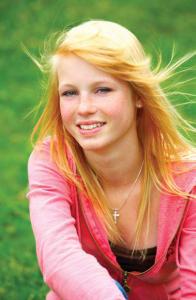 freckled-girl