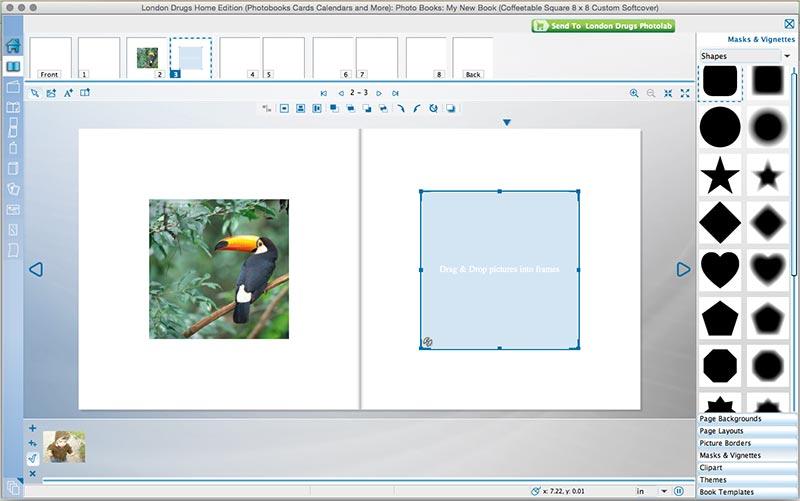 Square Photobooks and Photolab software | London Drugs Blog