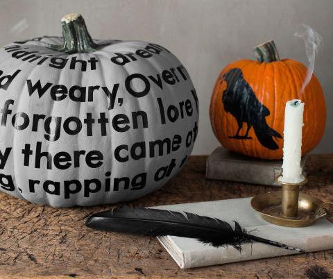 Literary Pumpkin