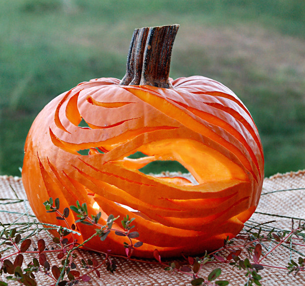 Abstract Pumpkin