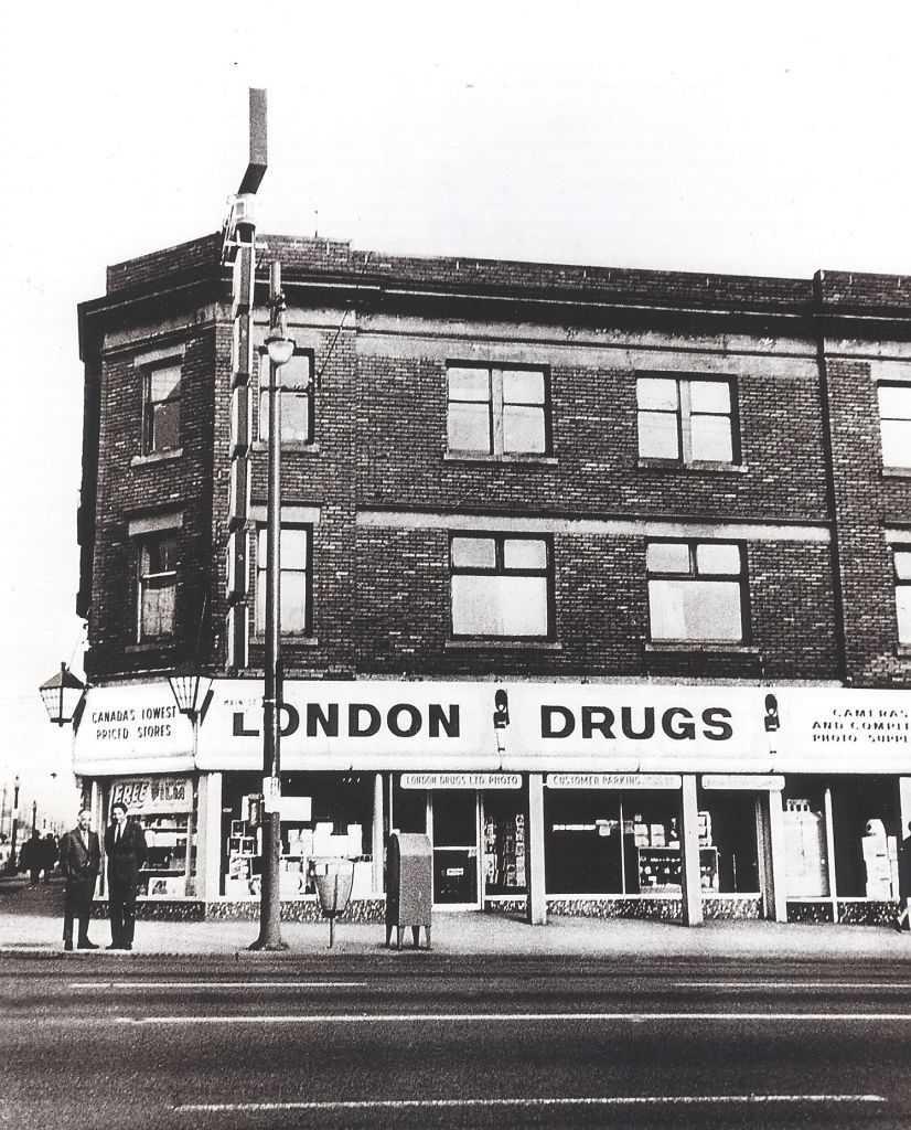 london drugs store 1