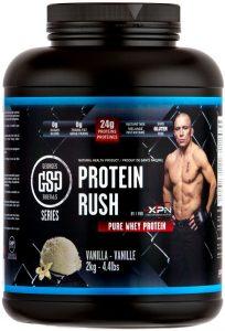 Protein Rush