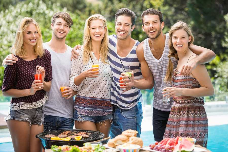 Backyard Patio Party Tips
