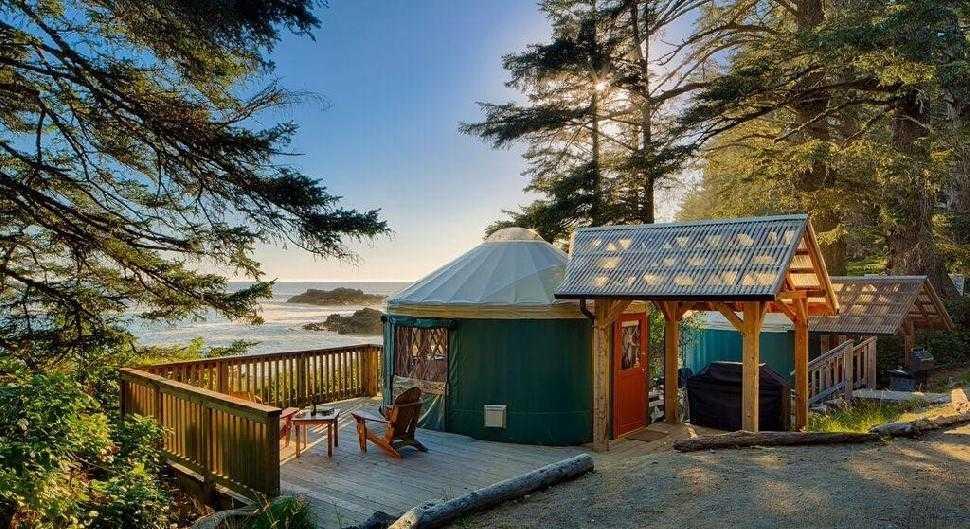 Glamping - Wya Point Resort