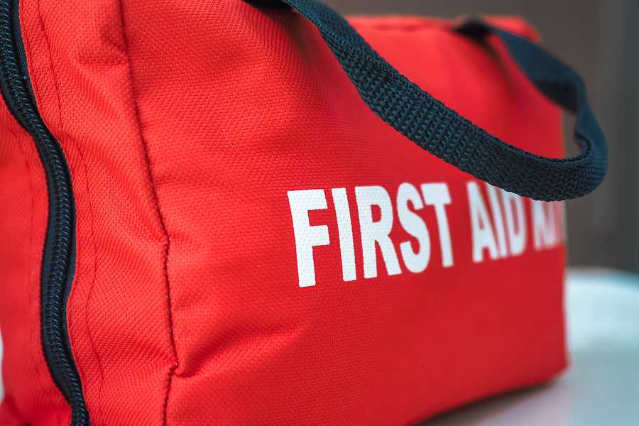 First Aid Kit Emergency Preparedness London Drugs