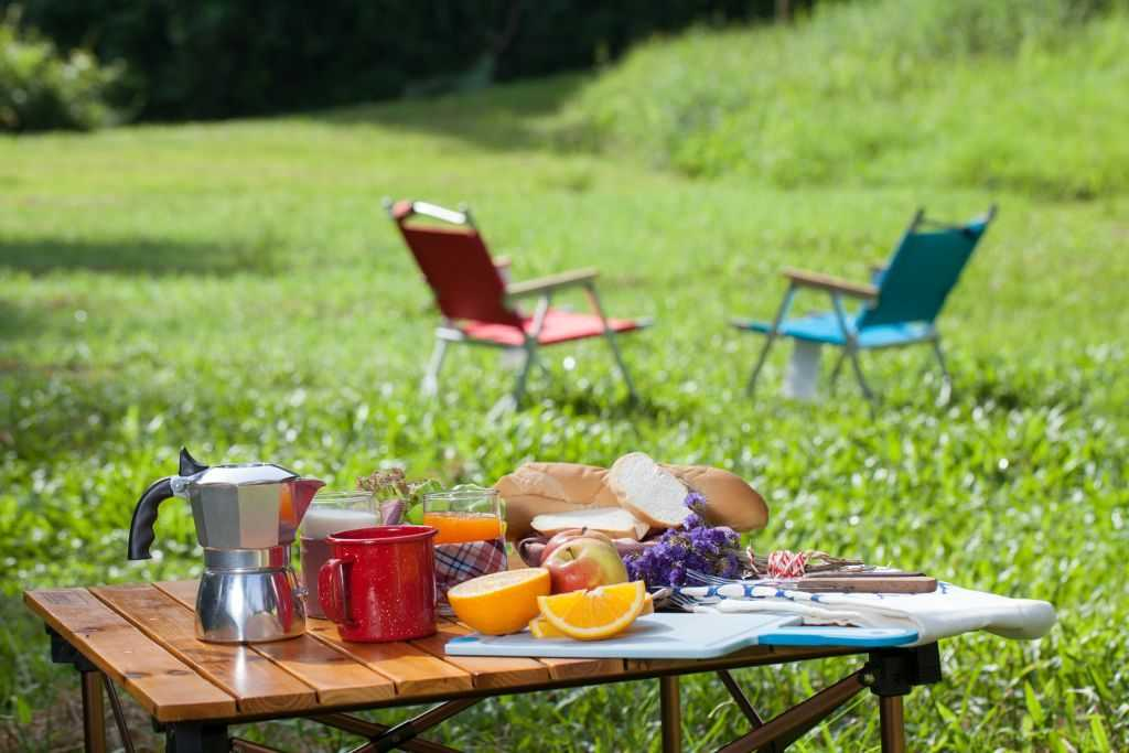 Glamping - Spread