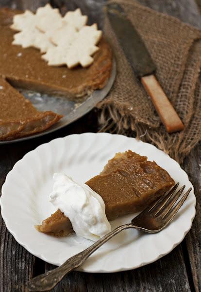 Canadian Recipes - Maple Pie