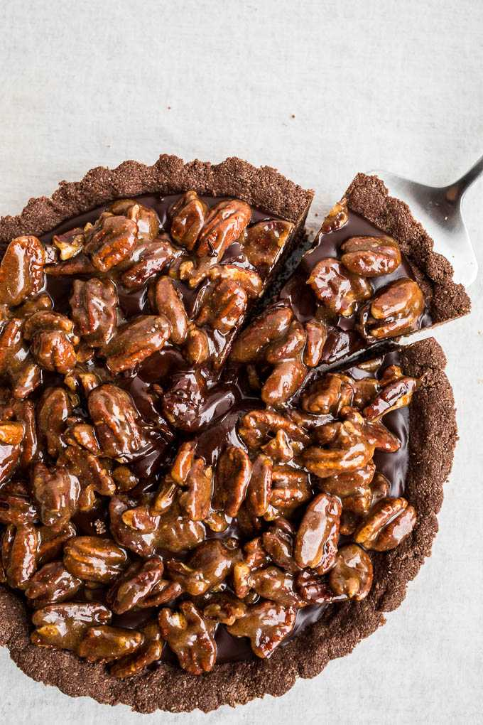 Chocolate Pecan Tart - London Drugs Blog