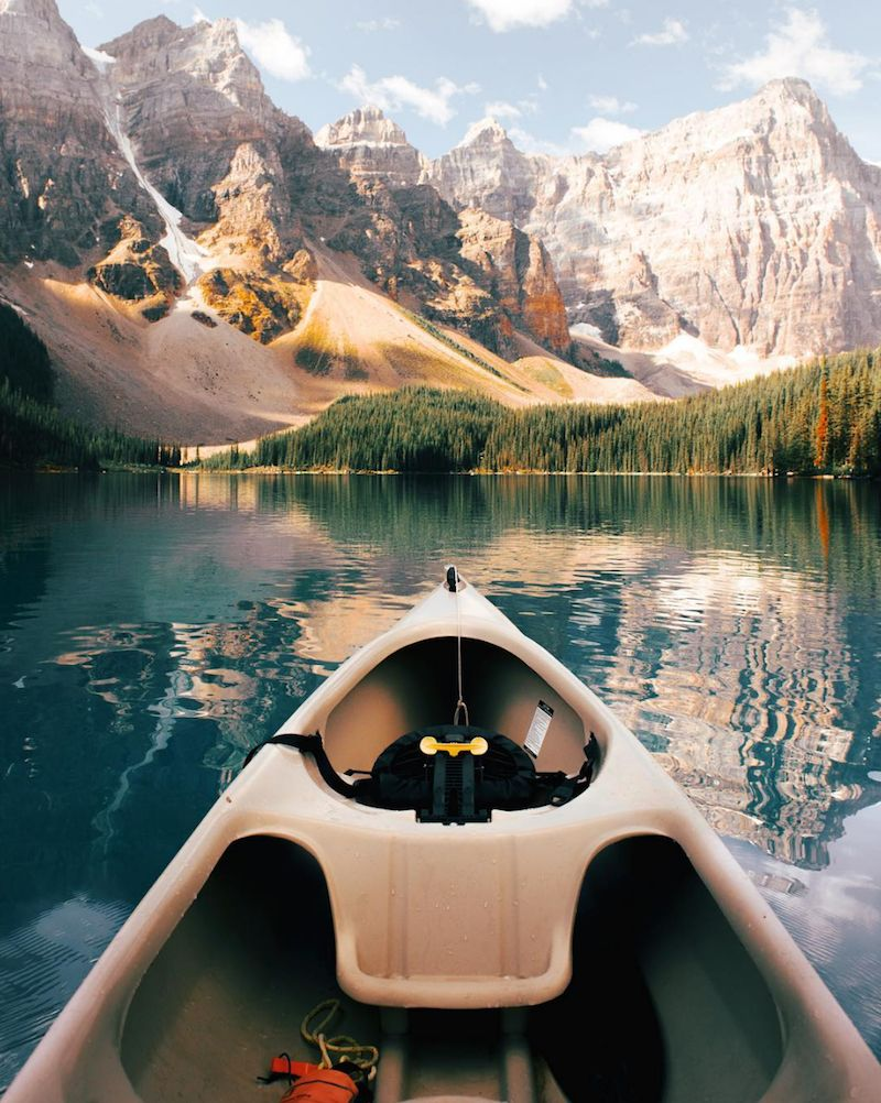 Moraine Lake - London Drugs Blog