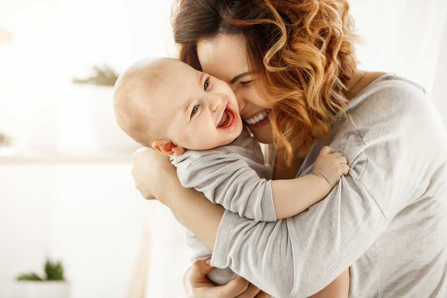 Mom with Baby - London Drugs Blog