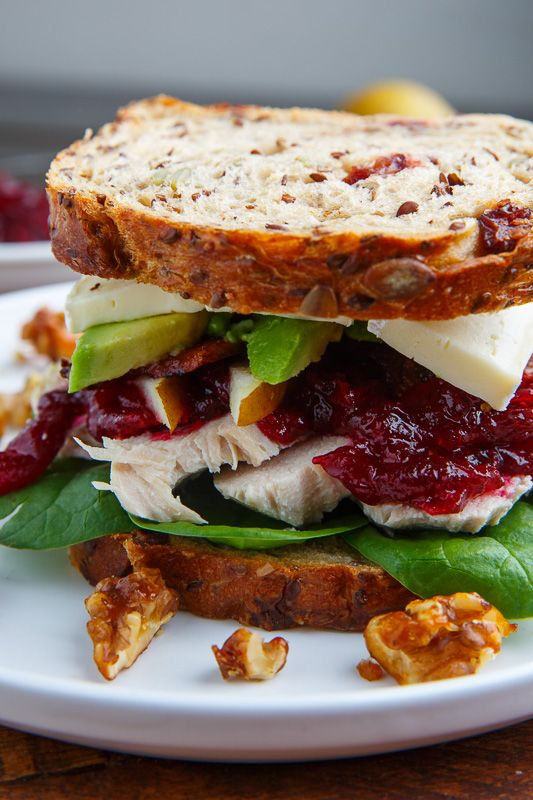 Gourmet Turkey Sandwich - Thanksgiving Host Ideas London Drugs Blog