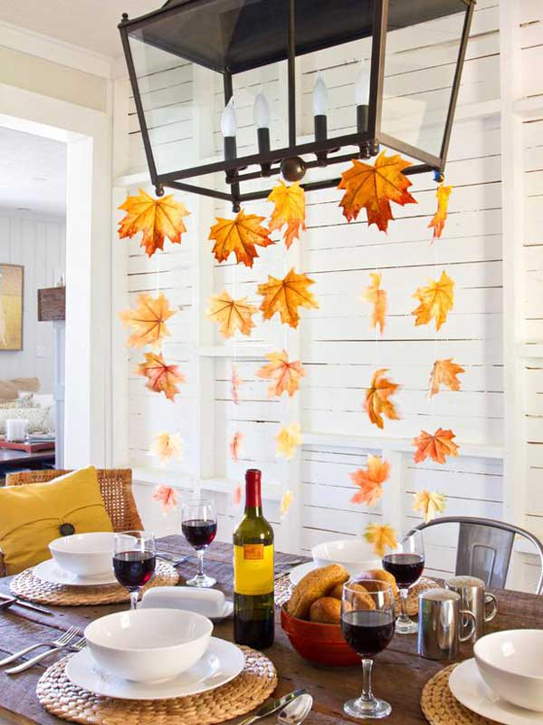Fall Garland Decor - London Drugs Blog
