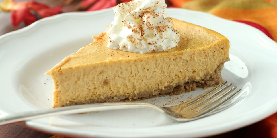 pumpkin recipes - cheesecake factory pumpkin cheesecake