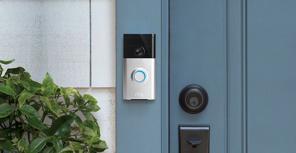 Ring Wi-Fi Doorbell - London Drugs