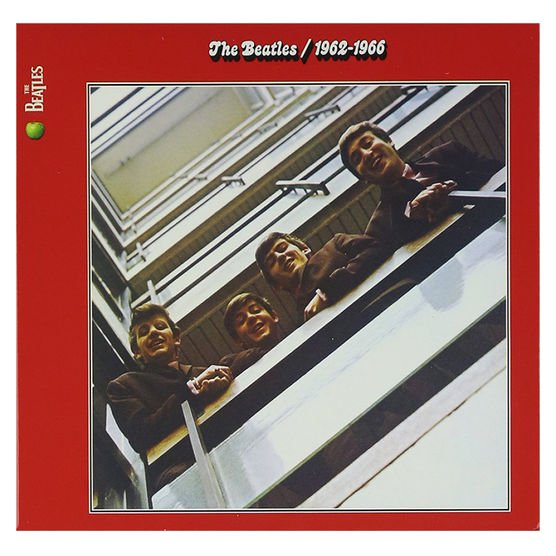 music lovers - The Beatles Red album