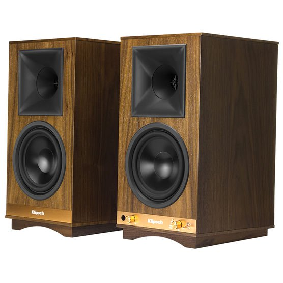 music lovers - klipsch speakers