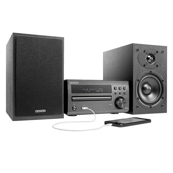 music lovers - compact stereo system